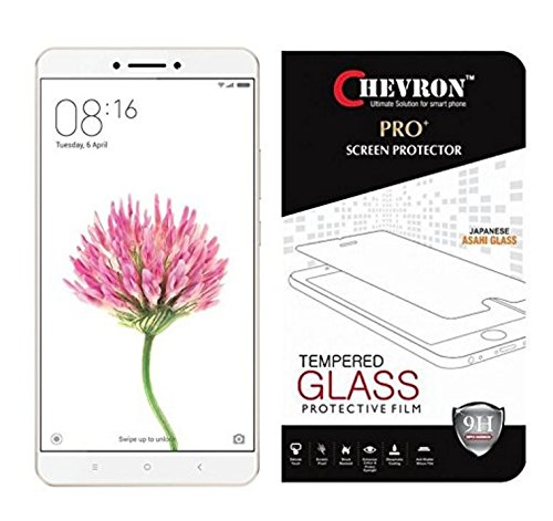 Chevron-Xiaomi-Mi-Max-Screen-Protector-Premium-Oil-Resistant-Coated-Tempered-Glass-Screen-Protector-Film-Guard-for-Xiaomi-Mi-Max-Anti-explosion