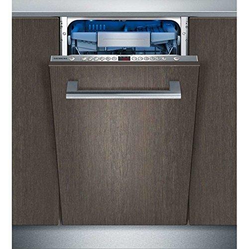 Siemens SR66T099EU lavavajilla Totalmente integrado 10 cubiertos ...
