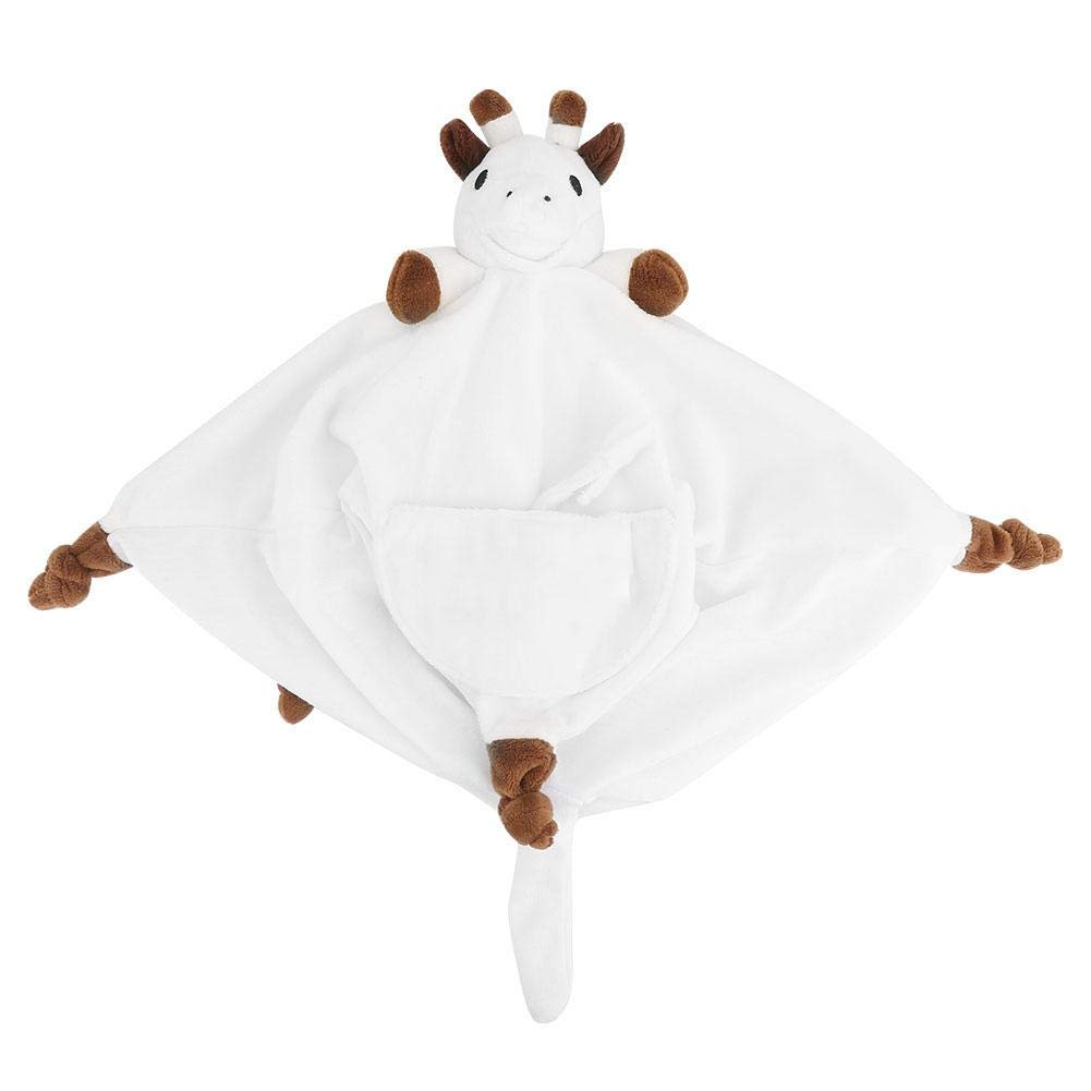 Amazon.com: Toalla para bebé con forma de ciervo, suave ...