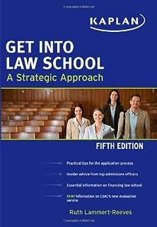 Getting Into Law School?