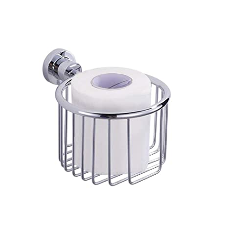 WCZ Toalla de Papel Higiénico/Soporte de Papel Higiénico de Acero Inoxidable Ideas de Baño