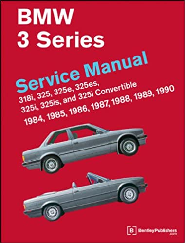 Bmw 3 series e30 service manual 1984 1985 1986 1987 1988 bmw 3 series e30 service manual 1984 1985 1986 1987 1988 1989 1990 bentley publishers 9780837616476 amazon books fandeluxe Image collections