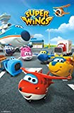 Trends International Wall Poster Super Wings Group, 22.375