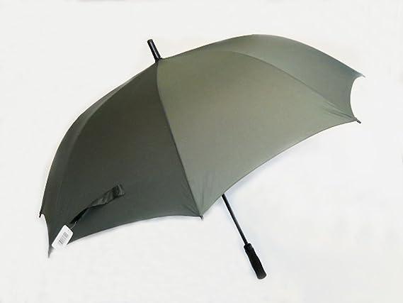 Grande Paraguas 135 cm-XXL-Cortavientos automático y Antifulmine-fibra-varios colores para mujer y hombre: Amazon.es: Equipaje