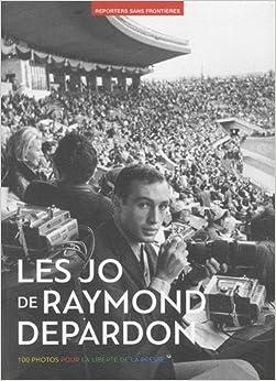 Les JO de Raymond Depardon : 100 photos pour la liberté de la presse