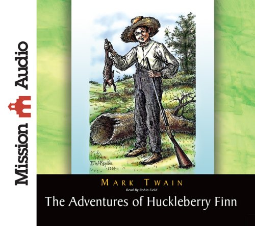 A comparison of the adventures of huckleberry finn and the book on the road