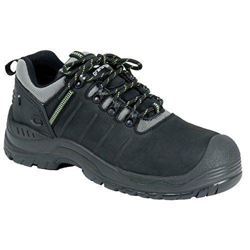 Ejendals Graninge 7288 Chaussures de sécurité Taille 46 Noir/Vert