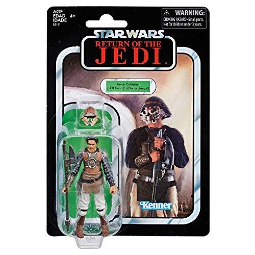 Exclusive Star Wars Vintage Collection Lando Skiff Guard 3.75 inch Figure