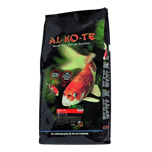 AL-KO-TE-Multi-Mix-Nourriture-pour-poisson-Granuls-6-mm-1-x-75-kg