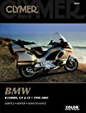Clymer Bmw K1200rs, Gt & Lt 1998-2005 (Clymer Motorcycle Repair)