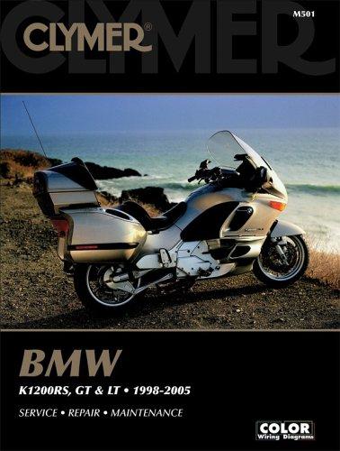 Clymer Bmw K1200rs, Gt & Lt 1998-2005 (Clymer Motorcycle Repair)