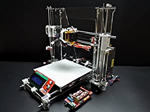 [Sintron] Ultimate 3D Printer Full Complete Kit for DIY Reprap Prusa i3 + RAMPS 1.4, Mega 2560, MK8 Extruder, MK3 Heatbed, Stepper Motor and LCD Controller from Sintron