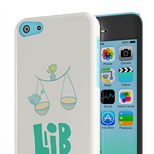 Koveru Back Cover Case for Apple iPhone 5C - Libra