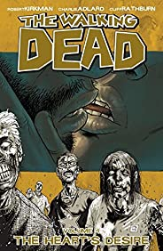 The Walking Dead Vol. 4: The Heart's Desire (English Edit
