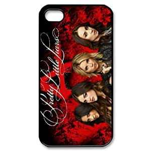 Pretty Little Liars - Design TPU Case Protective Skin For Iphone 4 4s iphone4s-81417