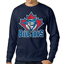 C2Ucdi Men's Toronto Blue Jays Hoodie