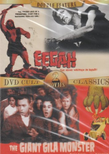 Eegah/The Giant Gila Monster by Arch Hall Jr. for sale  Delivered anywhere in Canada