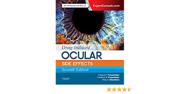 amazon com drug induced ocular side effects clinical ocular