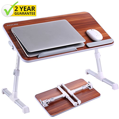 Superjare Portable Laptop Table Only $23.99