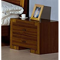 BH Design Alpha Night Stand, Wenge