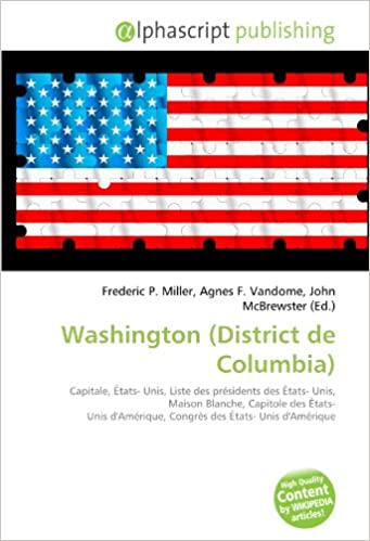 Washington district de columbia etats unis