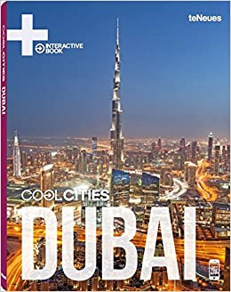 Cool Cities Dubai Interactive Coffee Table Book Insight