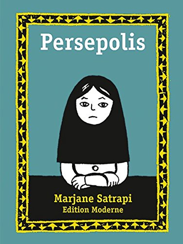 Persepolis Gesamtausgabe (Französisch) Taschenbuch – 1. Oktober 2013 Marjane Satrapi Edition Moderne 3037311177 German
