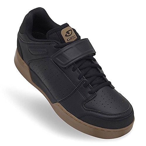 Zapatillas Giro Chamber, nero-gum, 44