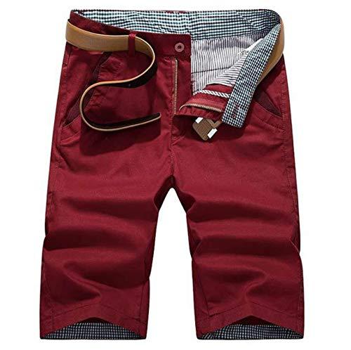 Cargo Traspiranti Rot color Medi Pantaloni Corti 2018 Festivo Uomo 33 Abbigliamento Casual A Lannister Estate Pantaloncini Size 4nHqpYF