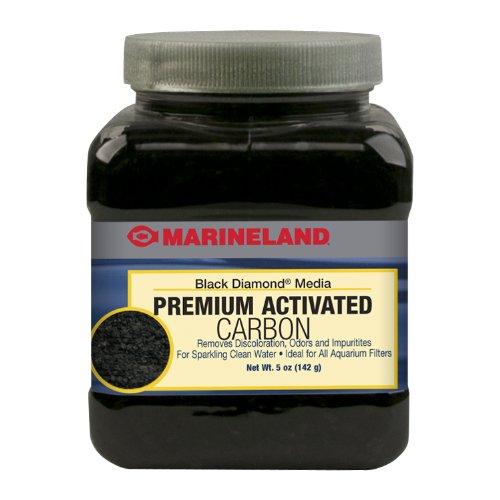 Marineland PA0370 Black Diamond Activated Carbon, 5-Ounce, 142-Gram