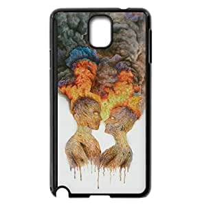 Samsung Galaxy Note 3 Cell Phone Case Black Abrazo BNY_6700644