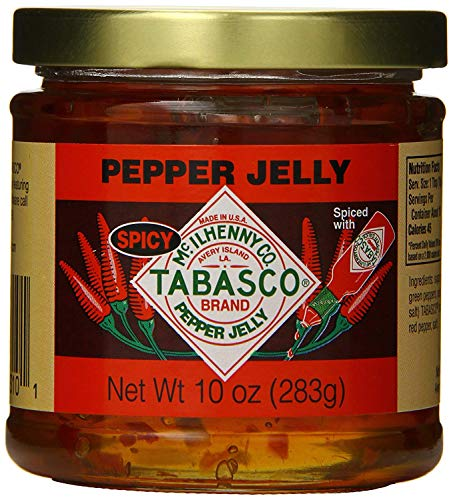 (TABASCO JELLY PEPPER SPICY (3 Pack))