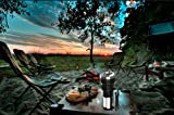 510YcjGqnKL. SL160  - #1 Rechargeable Solar Flashlight by Knight Lighter for Survival Kit Emergency has Ultra Bright 500 Lumen LED Spotlight and 24 LED Lantern With Solar and AC Rechargeable Lithium Battery for Emergency