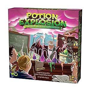 CoolMiniOrNot CMNPTN101 Potion Explosion 2nd Edition ...