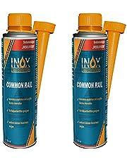 INOX® Common-Rail dieselsysteemreiniger en bescherming, 2 x 250 ml - additief voor dieselmotoren dieselsysteemreiniger