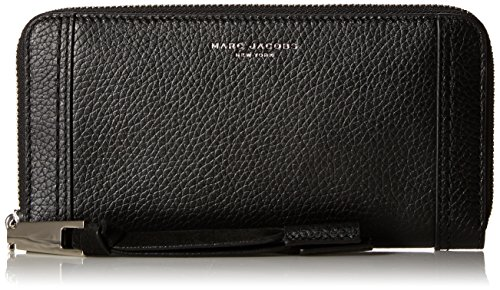 Marc Jacobs Maverick Standard Continental Wallet, Black by Marc Jacobs