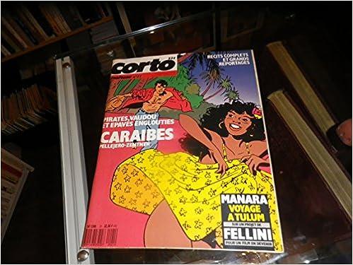 En ligne téléchargement Magazine Corto, numéro 21 pdf