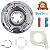 Ultra Durable 285785 Washer Clutch Kit Replacement by Blue Stars - Exact Fit for Whirlpool & Kenmore Washer - Simple Instruction Included - Replaces 285331, 3351342, 3946794, 3951311, AP3094537