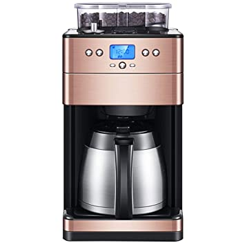 Máquina de café automática LJINM Bean To Cup 1000 Watt Capacidad del tanque de agua de