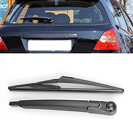 Rear Wiper Arm Car Rear Windshield Wiper Arm and Blade for Honda Civic 3 Door 2001-2006 5 Door 2001-2005