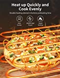 Commercial Pizza Oven Countertop 3000W