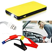 Battery Chargers,Baomabao 12V 20000mAh Multi-Function Car Jump Starter Battery Charger Power Bank Booster