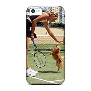 High Quality ZhiqiangYao Maria Sharapova Sports Skin Cases Covers Specially Designed For Iphone - 5c