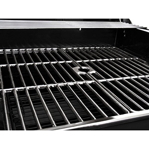 DynaGlo Black Stainless Premium Grills