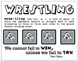 SRM Say It With Stickers Mini-Wrestling 1 pcs sku# 1202217MA
