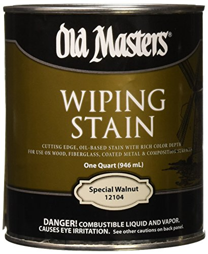 - OLD MASTERS 12104 WIP Stain, Special Walnut