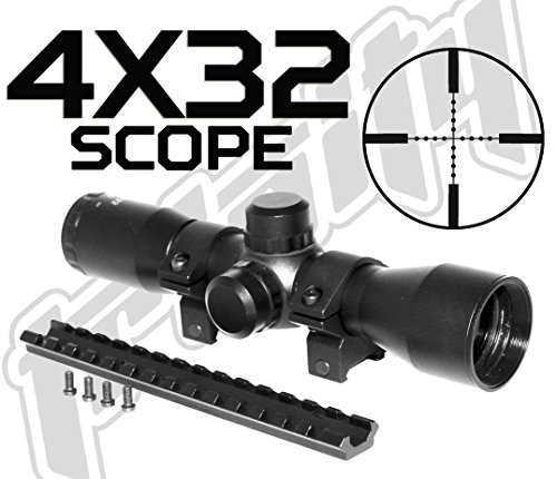 Trinity Scope Base Rail Mount with 4x32 Scope Kit for for sale  Delivered anywhere in USA