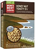 Mom's Best Naturals Honey & Nut Toasty O' Cereal ( 10x20 OZ)