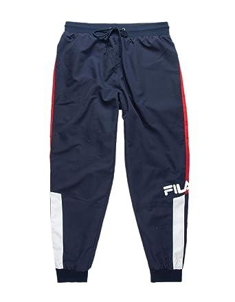 Fila Hudson Track Sweat Pants: Amazon.es: Ropa y accesorios
