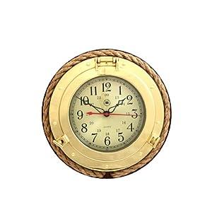 510YirPbV7L._SS300_ Nautical Themed Clocks